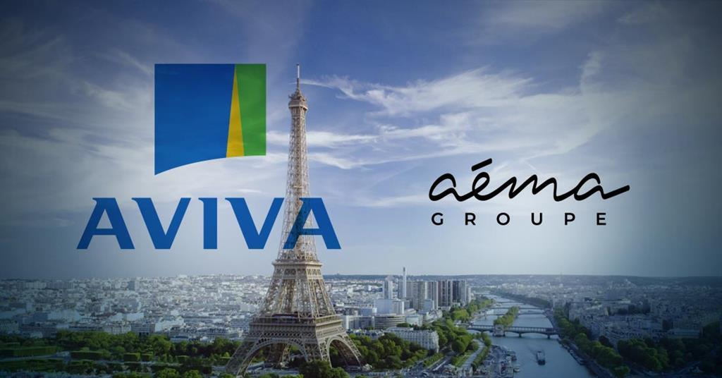 Aviva to sell French arm to Aéma Groupe for €3.2bn | News | The Insurer