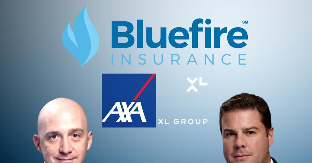 Mga Bluefire Assumes Risk With Axa Xl Collateralized Reinsurance Deal News The Insurer