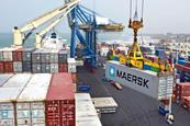 marine maersk container
