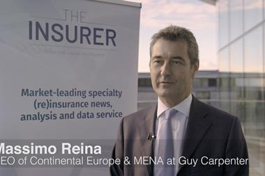 Guy Carpenter S Anger Confident About Ils Issuance News The Insurer