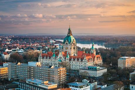 Hannover, city