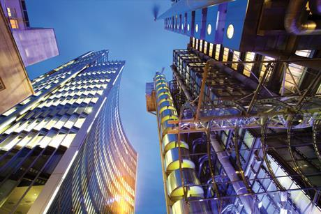 Lloyd's, City of London