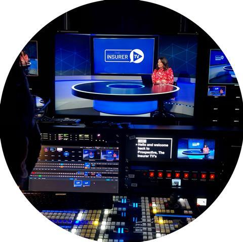 Photo of The Insurer TV tv studio