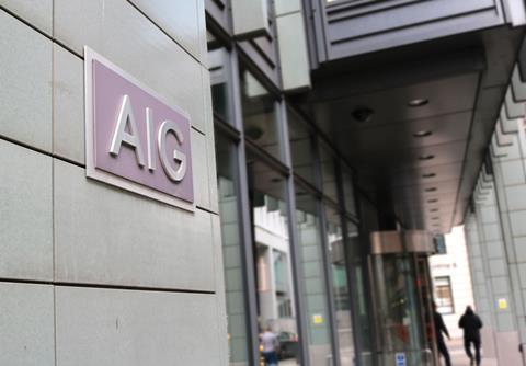 aig city of london