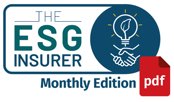 The ESG Insurer Monthly Edition PDF